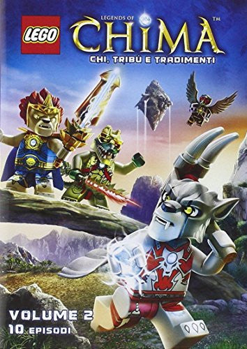 Lego - Legends Of Chima - Stagione 01 #02