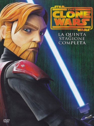 Star Wars - The Clone Wars - Stagione 05 (4 Dvd)