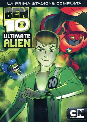 Ben 10 - Ultimate alien - Stagione 01 (4 DVD)