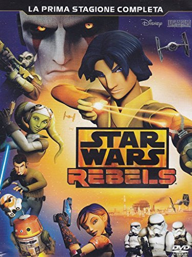 Star Wars - Rebels - Stagione 01 (3 Dvd)
