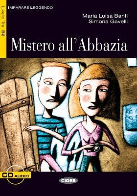 Mistero all'Abbazia. Con CD Audio