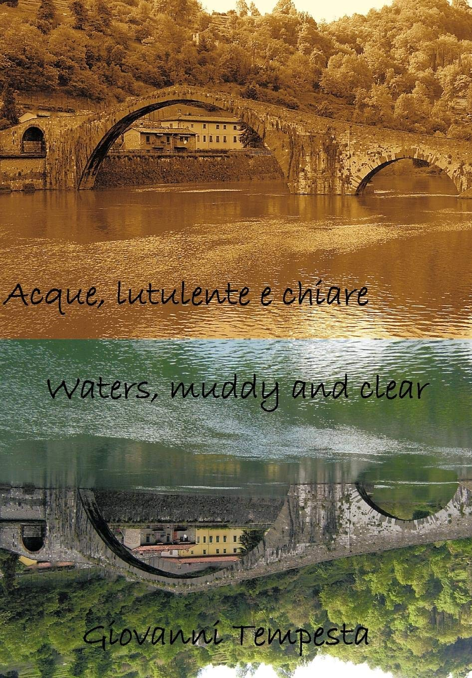 Acque, lutulente e chiare. Waters, muddy and clear