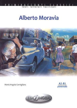 Alberto Moravia. Con CD Audio