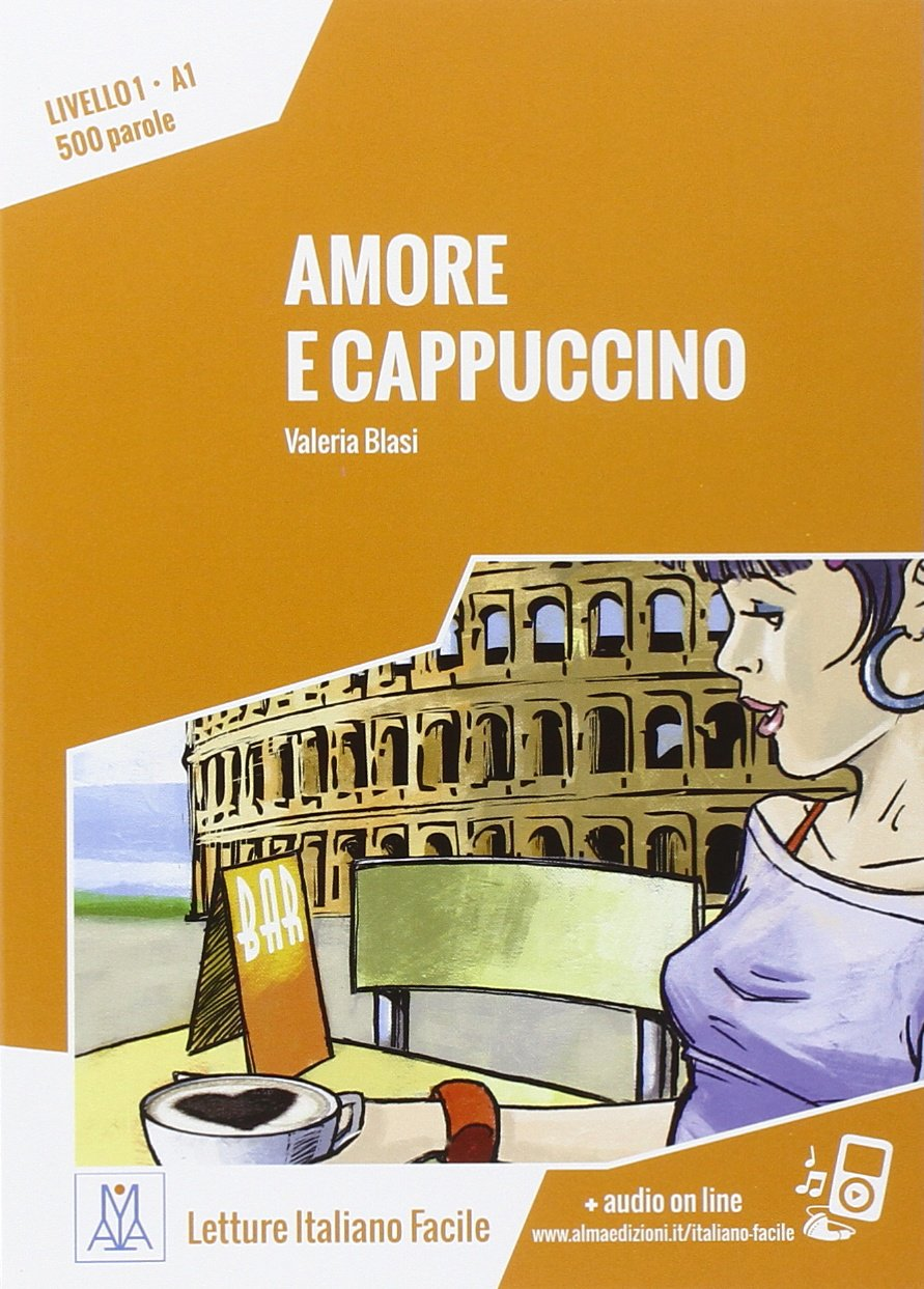 Amore e Cappuccino + Online MP3 Audio