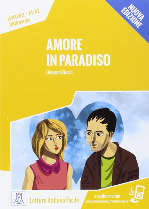 Amore in paradiso + Online MP3 Audio