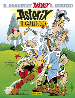 Asterix il gallico. 1.