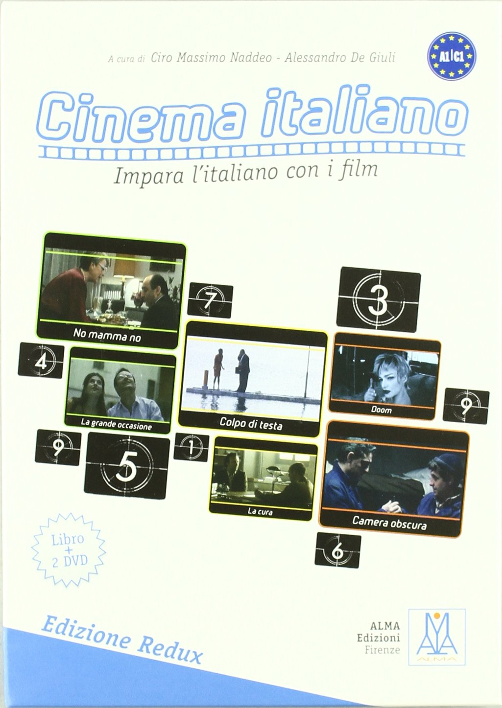 Cinema italiano Redux. Con DVD
