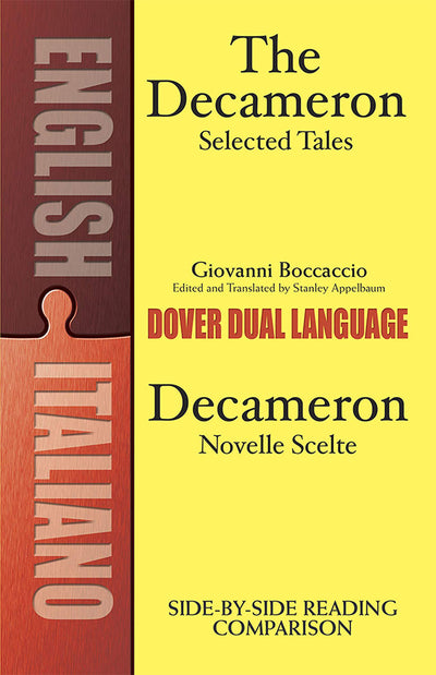 Decameron Selected Tales / Decameron Novelle Scelte