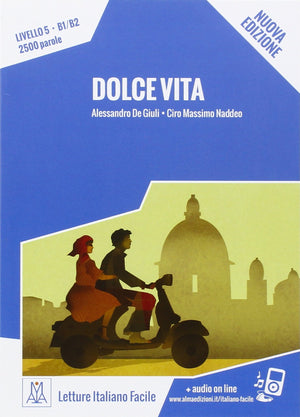 Dolce vita  + Online MP3 Audio