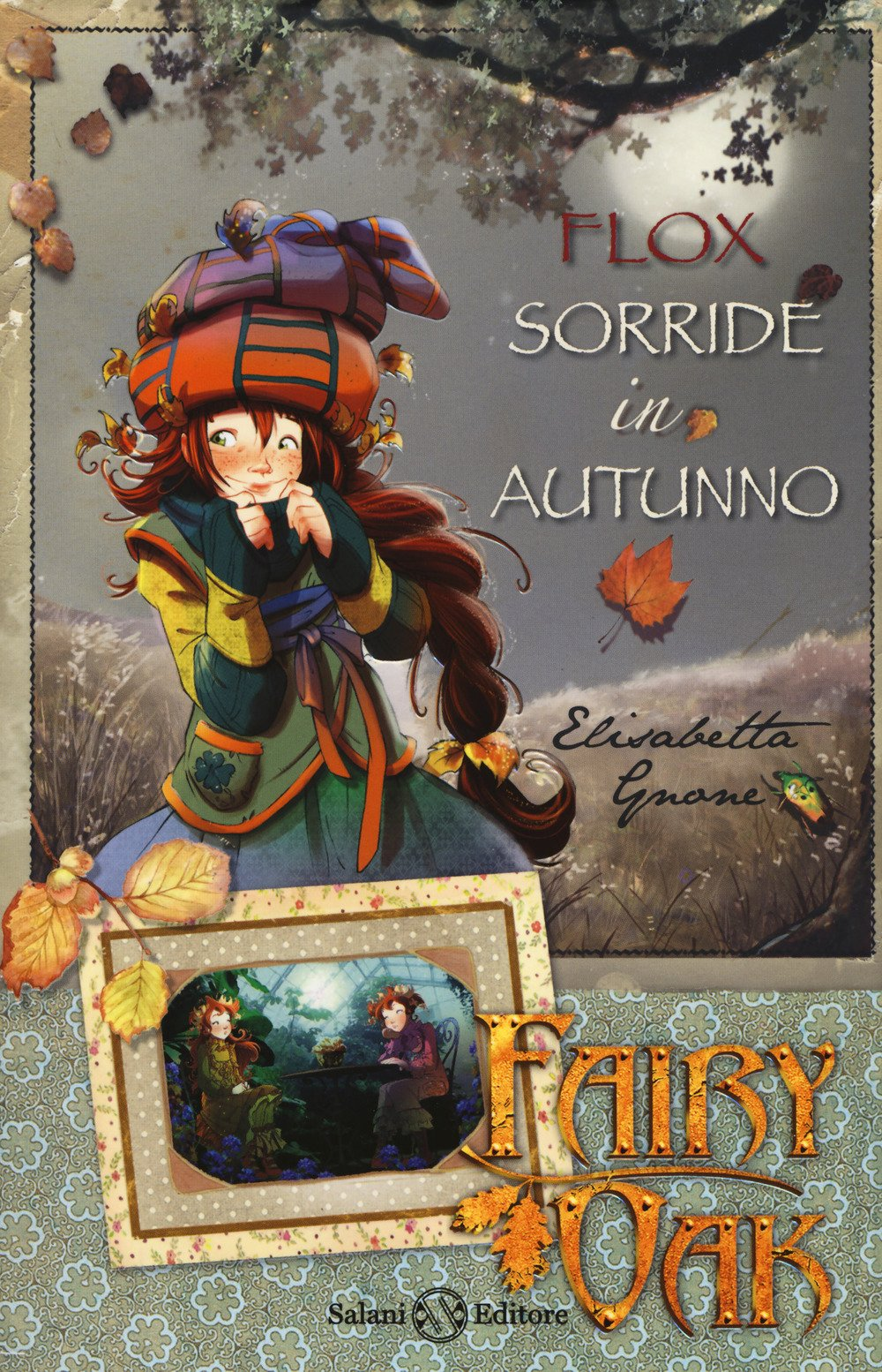 Flox sorride in autunno. Fairy Oak. 6.