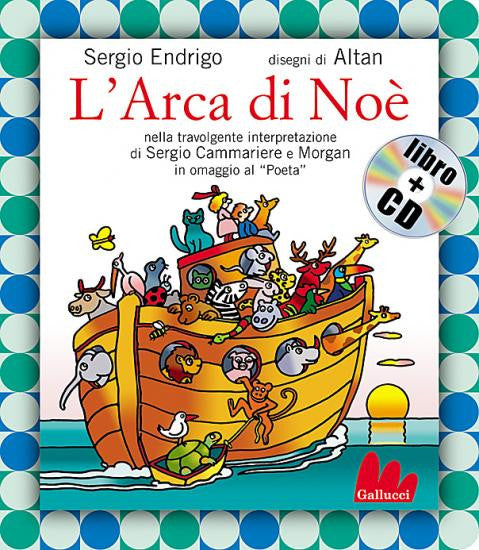 L'arca di Noè. Con CD Audio