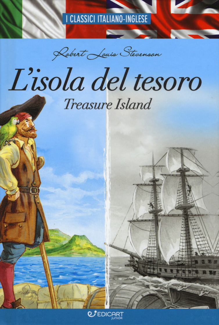 L'isola del tesoro-Treasure island