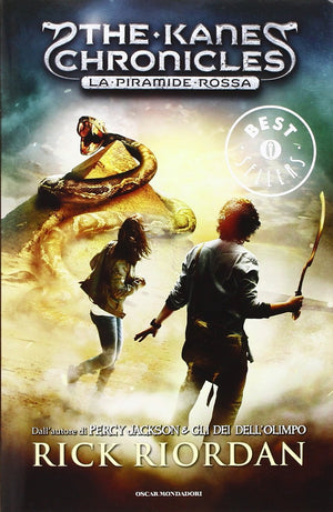 La piramide rossa. The Kane Chronicles. 1.