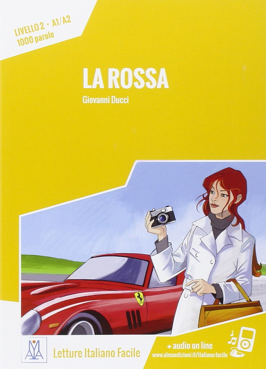 La rossa + Online MP3 Audio