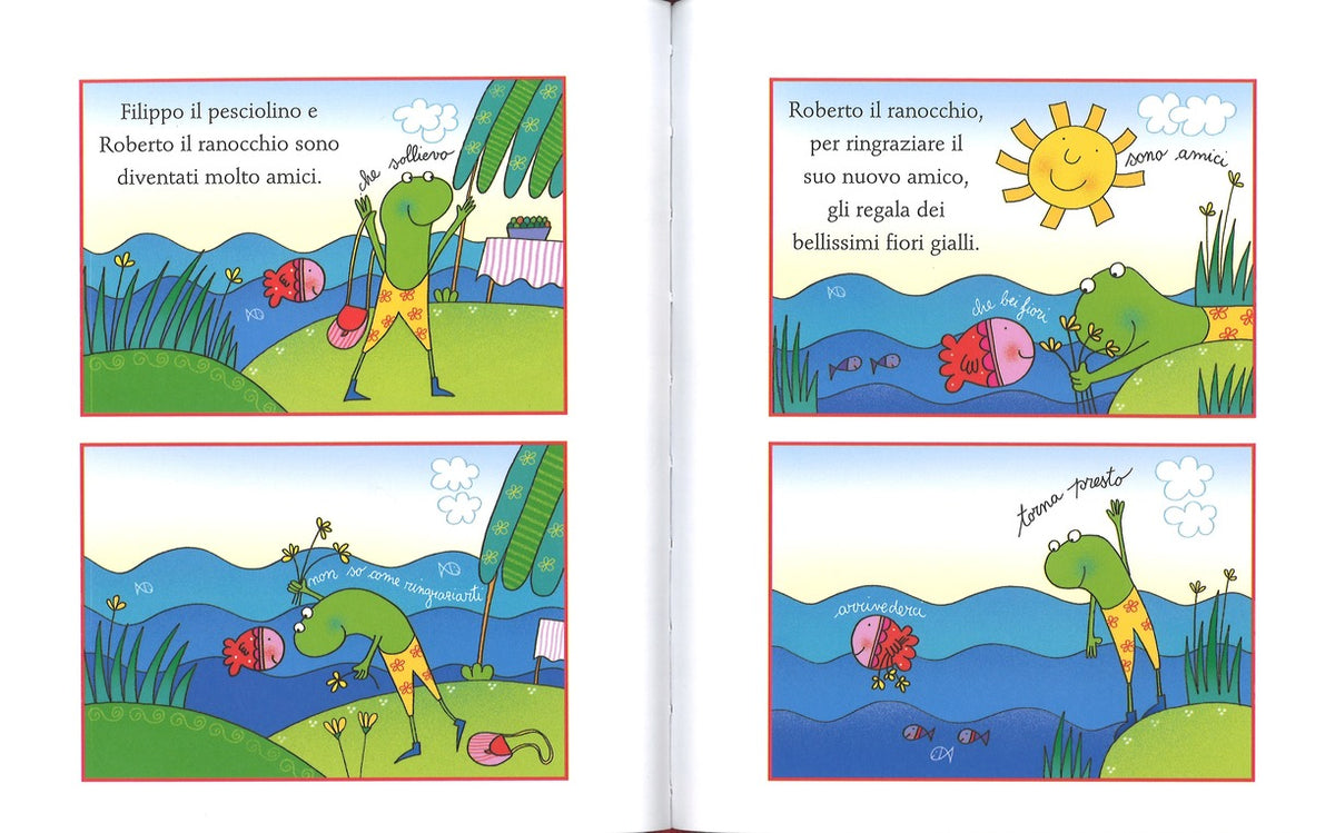 Le più belle storie illustrate