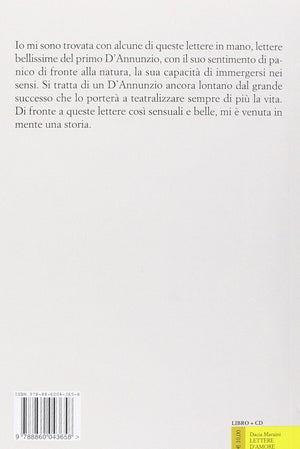 Lettere d'amore. Con CD Audio