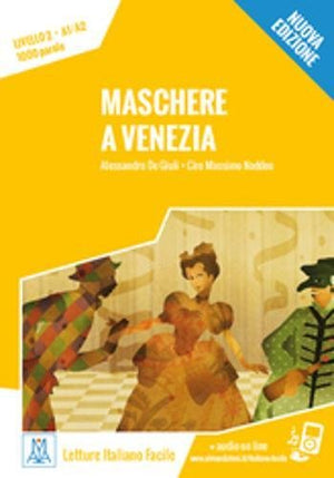 Maschere a Venezia  + Online MP3 Audio