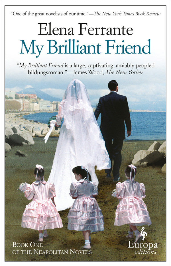 My Brilliant Friend (English Edition)