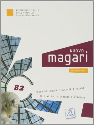 Nuovo Magari B2. Libro dello studente. Con CD Audio