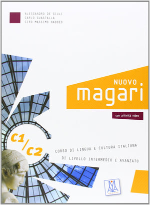 Nuovo Magari C1/C2. Libro dello studente. Con CD Audio