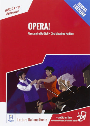 Opera!  + Online MP3 Audio