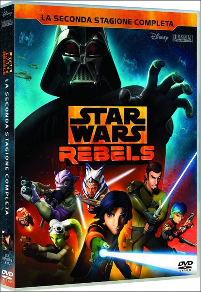 Star Wars - Rebels - Stagione 02 (4 DVD)