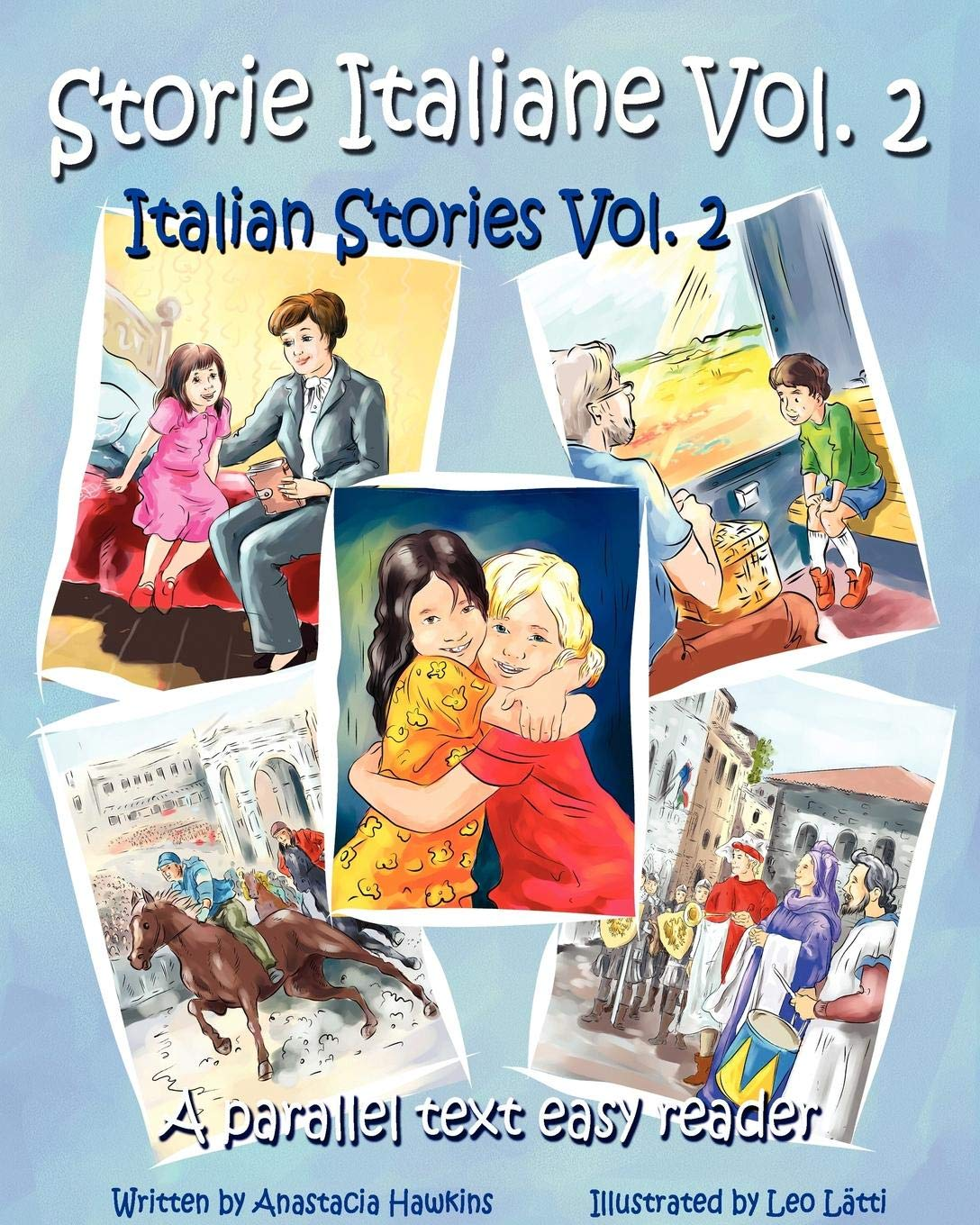 Storie Italiane Volume 2 - Italian Stories Volume 2