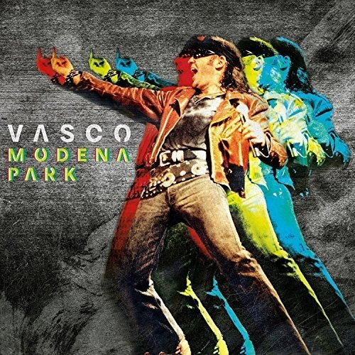Vasco modena park (3CD+2DVD)