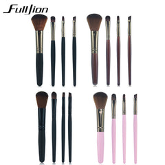 4pc set of Make Up Brushes
