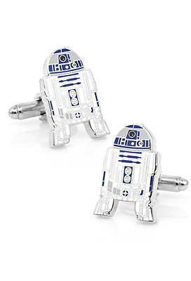Starwars R2D2 Mens cufflinks