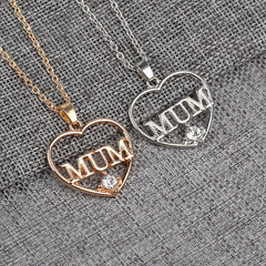 Mum Necklace Gift Wrapped