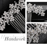 Bridal Hair Comb Accessory