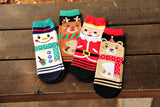 Novelty Christmas Socks Stocking Fillers UK 3-6 EU 33-39