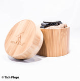 Mens Watch Display Case: Bamboo