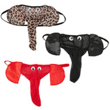 Mens Sexy Elephant Thong