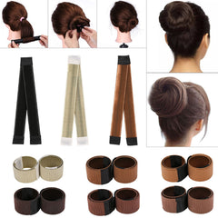 1pcs Womens Snap Bun Maker
