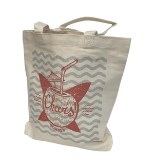 Cheers Beaches Accessories Cheers Beaches Coconut Drink Bag