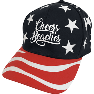 Cheers Beaches Accessories Cheers Beaches Stars & Stripes Hat