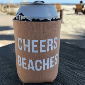 Cheers Beaches Cheers Beaches® Peach Can Cooler