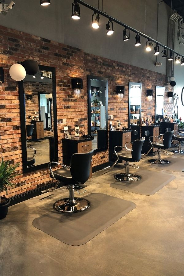What do you need to purchase for your new hair salon?