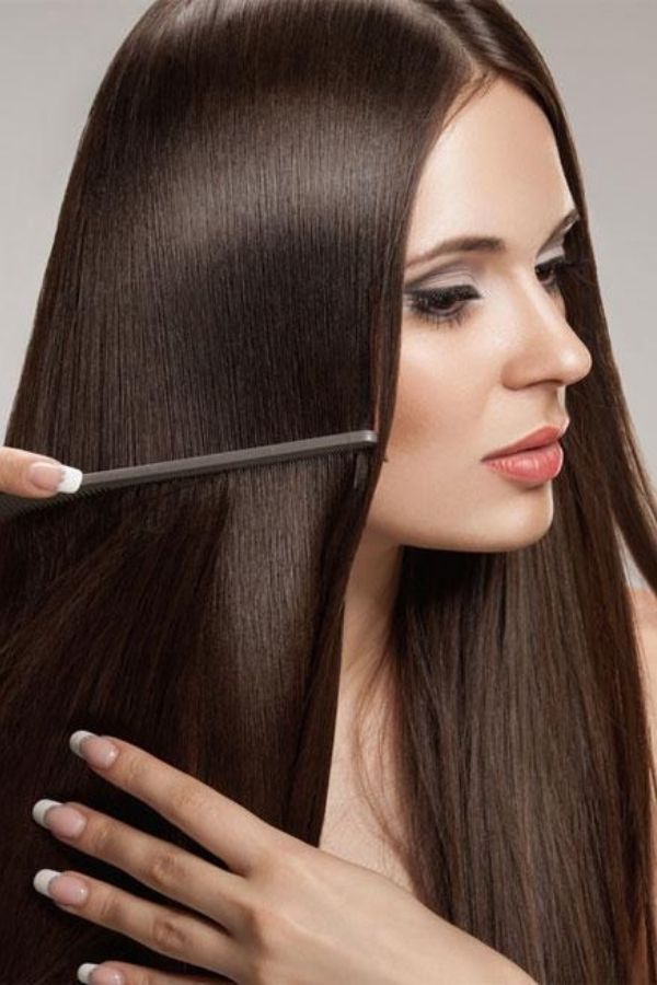 Strong, perfectly straight, and smooth: why you need keratin hair restoration?