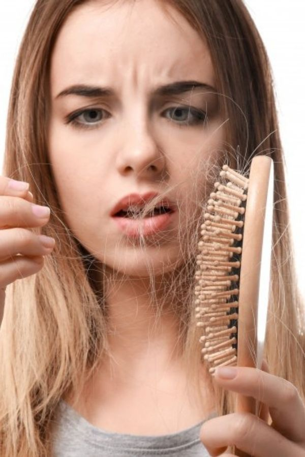 Types of hair problems and how to get rid of them