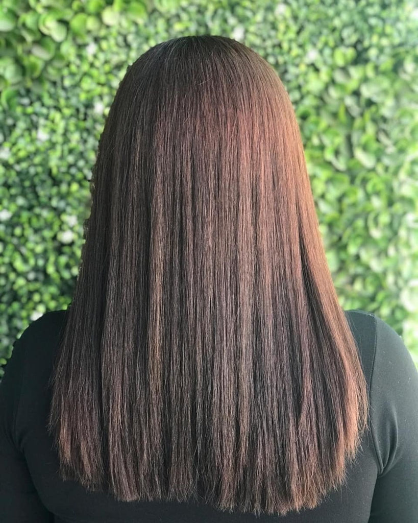 What Not To Do After Your Keratin Treatment