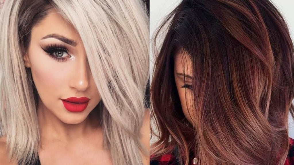 Hair Colors Winter 2018