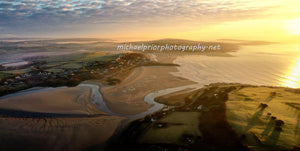 Inchydoney And The Surrounding Area At Sunrise
