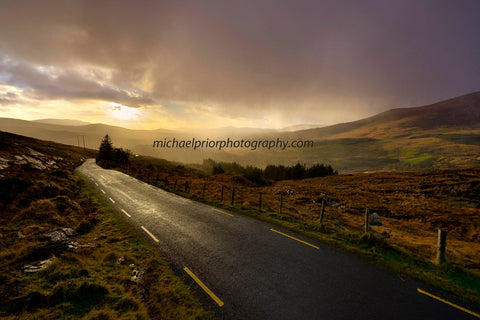 Road to Waterville - Michael Prior Photography
