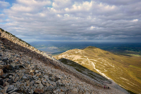 A Rocky Road To Croagh Patrick - Michael Prior Photography