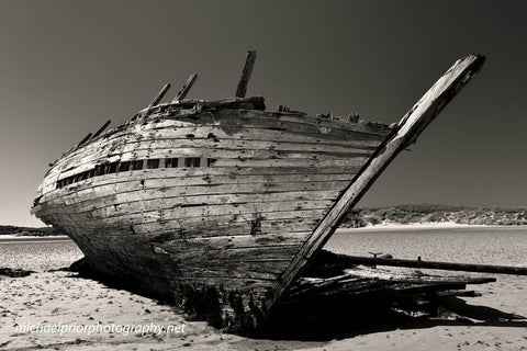 Shipwrecked - Michael Prior Photography