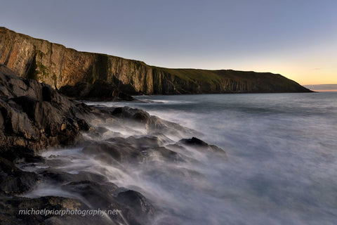 Twilight At The Old Head - Michael Prior Photography