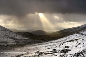 Sun Rays On Dingle - Michael Prior Photography